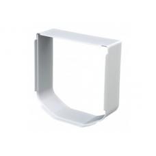 "TRIXIE 38532  Рамка-тоннель для  дверцы  ""Sure Flap""  белая"