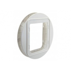 """Купить TRIXIE 38551 Рамка для дверцы  """"SureFlap""""  38  см  белая  Фото 1 недорого с доставкой по Украине в интернет-магазине Майзоомаг"""