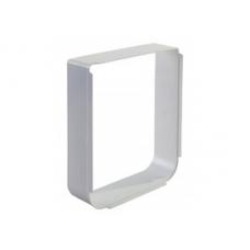 """TRIXIE 38552  Рамка-тоннель для дверцы  """"SureFlap""""  белая"""