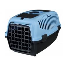 """TRIXIE 39822 Переноска для собак и котов """"Capri 2"""" до 8 кг 37*34*55 см синяя"""