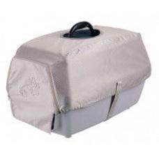 TRIXIE 39846  Накидка для для контейнера Capri 1 45х27х30  см  серебро