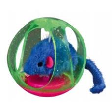 TRIXIE 4090   Мышь в шаре  6  см  22  шт