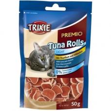 """Купить TRIXIE 42732  Роллы """"PREMIO Tuna Rolls"""" для котов  тунец и курица  50 г  Фото 1 недорого с доставкой по Украине в интернет-магазине Майзоомаг"""