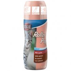 """TRIXIE 42803  Лакомство-ролик """"Roller Pop"""" для котов лосось 45 мл"""