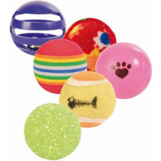 Купить TRIXIE 4523  Набор разных мячей 6 шт  Фото 1 недорого с доставкой по Украине в интернет-магазине Майзоомаг