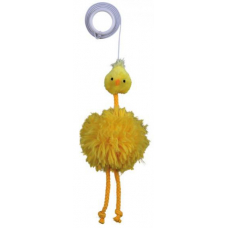 TRIXIE 45561  Цыплёнок на резинке    20  см