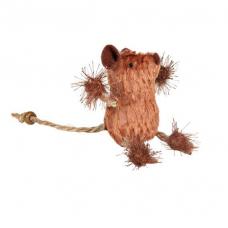 Купить TRIXIE 45738  Мышь с бахромой  8  см Фото 1 недорого с доставкой по Украине в интернет-магазине Майзоомаг