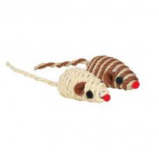 TRIXIE 45808  Набор мышей плетёных  5 см  132  шт