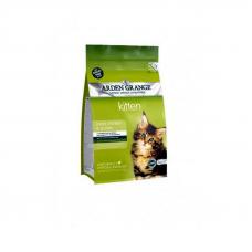 Корм Arden Grange 8 кг, для котят со свежей курицей и картофелем беззерновой