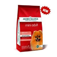 Сухой корм Arden Grange (Арден Гранж) 6 кг, для взрослых собак мелких пород со свежей курицей и рисом, Mini Adult