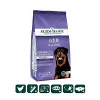 Сухой корм Arden Grange (Арден Гранж) 12 кг, для взрослых собак крупных пород со свежей курицей и рисом