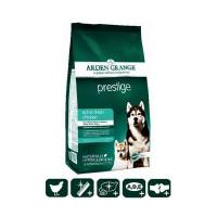 """Сухой корм Arden Grange (Арден Гранж) 12 кг, для взрослых активных собак """"Престиж"""" со свежей курицей и рисом"""