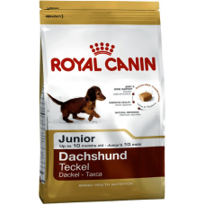 Royal Canin Dachshund Junior (сухой корм Роял Канин для щенков такс до 10 мес), 1,5 кг