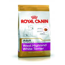 Корм для собак породы Вест хайленд уайт терьер Royal Canin Westie 21 3 кг