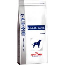 Купить Сухой корм Royal Canin (Роял Канин) 3 кг, для собак при пищевой аллергии, Anallergenic Canine Фото 1 недорого с доставкой по Украине в интернет-магазине Майзоомаг