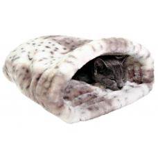 """Trixie 3695 Туннель """"Leika"""" меховой для кошек"""