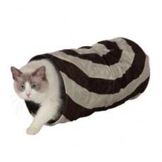 Купить Trixie 4301 Тоннель для кошки, шуршащий, 50 см, 25 см Фото 1 недорого с доставкой по Украине в интернет-магазине Майзоомаг