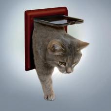 Trixie 38603 Дверца для кошки 2 позиции