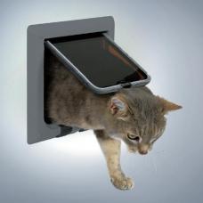 Trixie 38622 Дверца для кошки 4 позиции