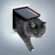 """Trixie 3867 Дверца для кошки """"FreeCat de Luxe"""""""