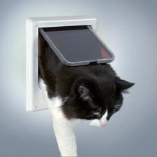 Trixie 3869 Дверца для кошки 4 позиции, электромагнитная