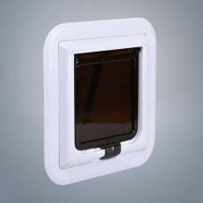 Trixie 3880 Дверца для кошки для стеклянной двери