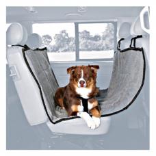 Купить Трикси 1313 Коврик защиты заднего сидения для автомобиля 1,45*1,60 м  серый с черным Фото 1 недорого с доставкой по Украине в интернет-магазине Майзоомаг