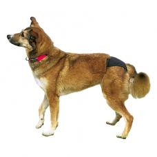Trixie 23494 Трусы для течки у собак черные № 4  50-59 см