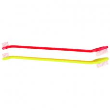 Купить Trixie 2558 Двойная зубная+массажная щетки  4 шт Фото 1 недорого с доставкой по Украине в интернет-магазине Майзоомаг