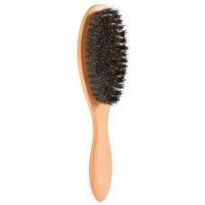Купить Trixie 2327 Щетка с натуральной щетиной черная 21*5,5 см Фото 1 недорого с доставкой по Украине в интернет-магазине Майзоомаг