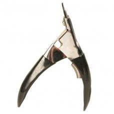 Trixie 2370 Кусачки-гильотина (когтерез поперечный) с обрезиненной ручкой 11,5 см