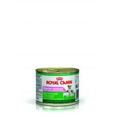ROYAL CANIN CANINE HEALTH NUTRITION STARTER MOUSSE ВЛАЖНЫЙ КОРМ ДЛЯ ЩЕНКОВ И БЕРЕМЕННЫХ СОБАК