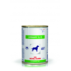 ROYAL CANIN URINARY DOG ВЛАЖНАЯ ДИЕТА ДЛЯ СОБАК ПРИ МОЧЕКАМЕННОЙ БОЛЕЗНИ, 420 Г