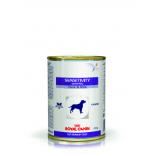 ROYAL CANIN Sensitivity Canine Duck Cans ПРИ ПИЩЕВОЙ АЛЛЕРГИИ 420 Г