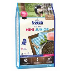 Купить Корм для щенков Бош Юниор Мини HPC новый 3 кг Фото 1 недорого с доставкой по Украине в интернет-магазине Майзоомаг