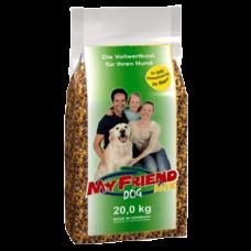 Купить Корм для собак Бош Май Френд Mикс 20 кг Фото 1 недорого с доставкой по Украине в интернет-магазине Майзоомаг