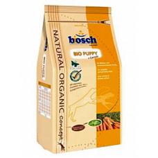 Корм для щенков Бош Био Паппи + Морковь 11,5 кг