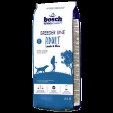 Сухой корм BOSCH (БОШ) BREEDER Lamb & Rice Ягненок+рис 20 кг