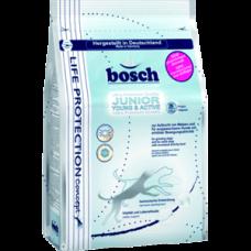Купить Корм для щенков и юниоров Bosch (Бош) JUNIOR YOUNG & ACTIVE, 12,5 кг Фото 1 недорого с доставкой по Украине в интернет-магазине Майзоомаг