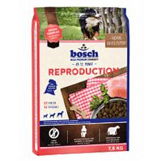Корм для собак Бош Репродакшен HPC новый 7,5 кг