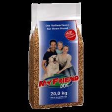 Купить Сухой корм Bosch (Бош) для собак Бош Май Френд Премиум, 20 кг Фото 1 недорого с доставкой по Украине в интернет-магазине Майзоомаг