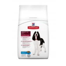 Hills Adult Fitness (Хиллс, корм для взрослых собак с тунцом и рисом), 12 кг