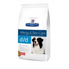 Купить Лечебный корм Hills (Хиллс) для собак с лососем и рисом, Prescription Diet Canine D-D, 12 кг Фото 1 недорого с доставкой по Украине в интернет-магазине Майзоомаг