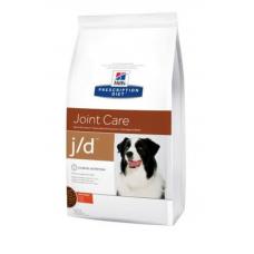Hills Prescription Diet Canine J-D - Хиллс лечебный корм для собак для профилактики и лечения артритов, 2 кг