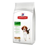 Cухой корм Hills (Хиллс) для щенков с ягненком и рисом, Puppy, 12 кг