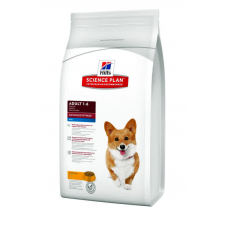 Hills Adult Mini Fitness (Хиллс, сухой корм для взрослых собак мелких пород с курицей), 7 кг