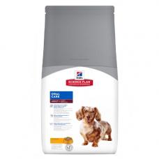 Hills Adult Oral (Хиллс, сухой корм для взрослых собак для ухода за полостью рта), 5 кг