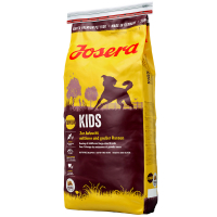 Josera Kids - Сухой корм для растущих щенков Йозера Кидс, 15 кг