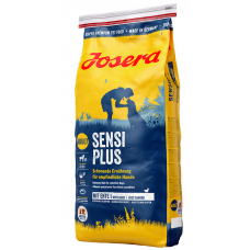 Сухой Корм Josera (Йозера) для собак c чувствительным пищеварением с уткой и индейкой, sensiplus, 15 кг