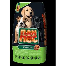 """Пан-пес """"Юниор"""", сухой корм для развития и гармоничного роста щенков (10 кг)"""